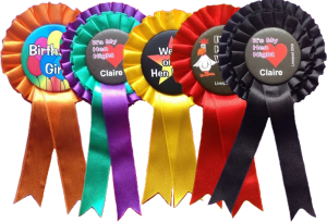 rosettes for all occasions
