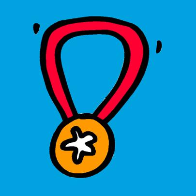 personalised ribbon badges