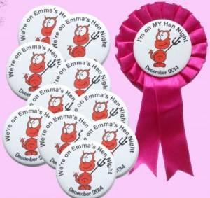 Economy Party Badge