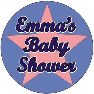 Baby Shower Badges for your new baby party