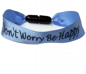 Ribbon Wristbands - 25mm width