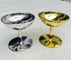Miniature Champagne Glasses