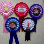 Hen Party Badge Packs Extras A1- Rosette Upgrade
