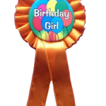Standard Rosettes - Birthdays