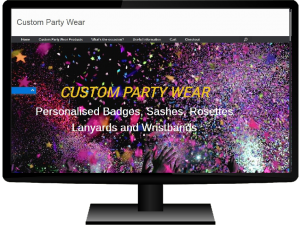 Custom Party Wear